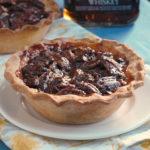 Kentucky Bourbon Pecan Pie | URBAN BAKES