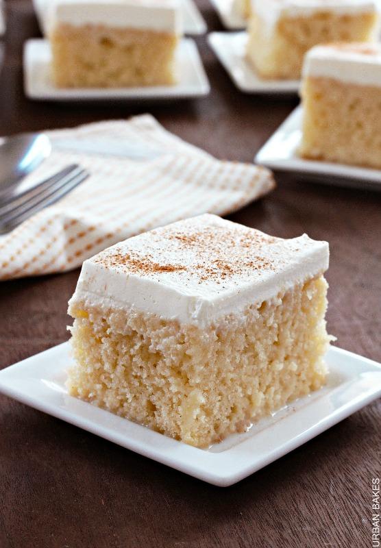Tres Leches Cake | URBAN BAKES