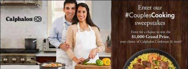 Couples Cooking Sweepstakes | URBAN BAKES