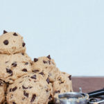 Edible Eggless Chocolate Chip Cookie Dough | URBAN BAKES