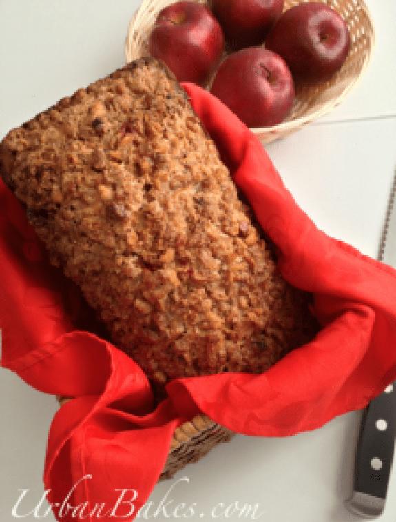 Chocolate Apple Bread | URBAN BAKES