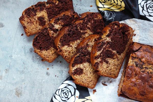 Chocolate Banana Bread | URBAN BAKES
