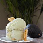 Coconut Avocado Ice Cream | urbanbakes.com