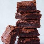 Easy One-Bowl Classic Fudge Brownie | urbanbakes.com