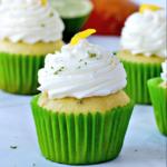 Mango Lime Cupcakes | URBAN BAKES