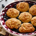 Blueberry Cobbler | URBAN BAKES