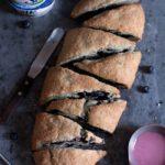 Vegan Blueberry Scones   URBAN BAKES
