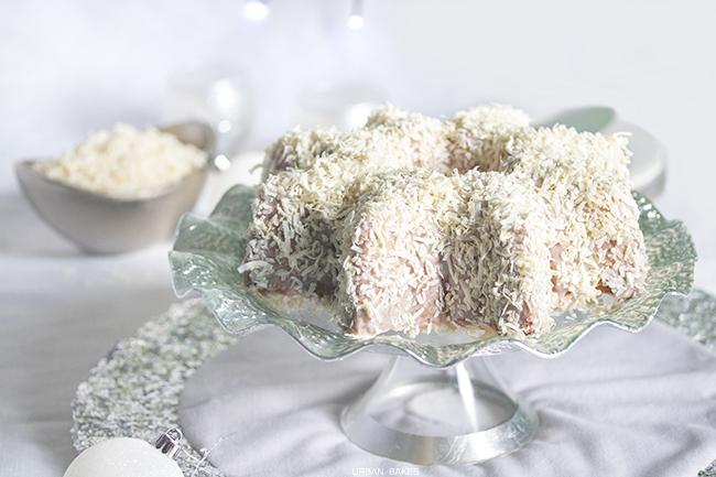 Pure White and Velvety Coconut Bundt Cake   URBAN BAKES