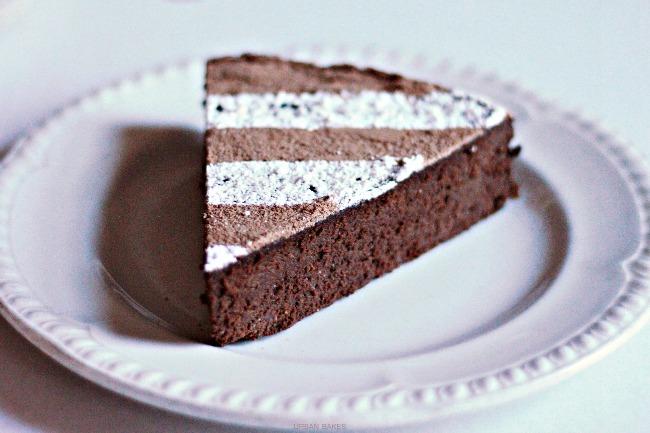 Flourless Chocolate Cake   URBAN BAKES