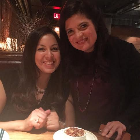 Food Network's Iron Chef Alex Guarnaschelli at her Butter Restuarant in NYC - URBAN BAKES