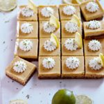 Lemon Lime Bars | URBAN BAKES
