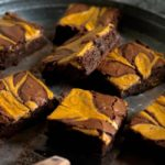 Pumpkin Swirl Bourbon Brownies   URBAN BAKES
