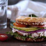 Tuna Avocado Sandwich | URBAN BAKES