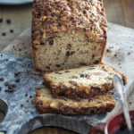 Chocolate Chip Apple Bread | URBAN BAKES