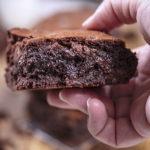 Best One Bowl Brownies | URBAN BAKES