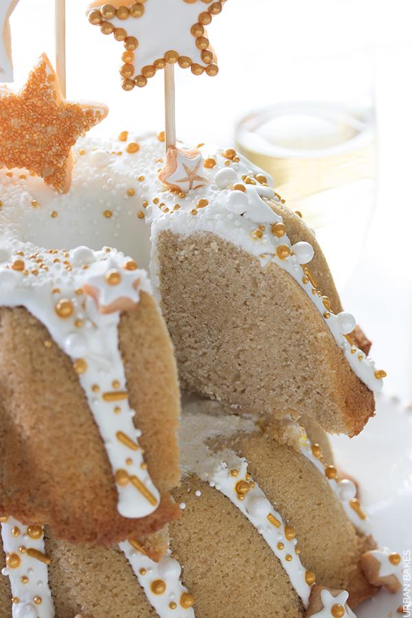 Champagne Bundt Cake | URBAN BAKES