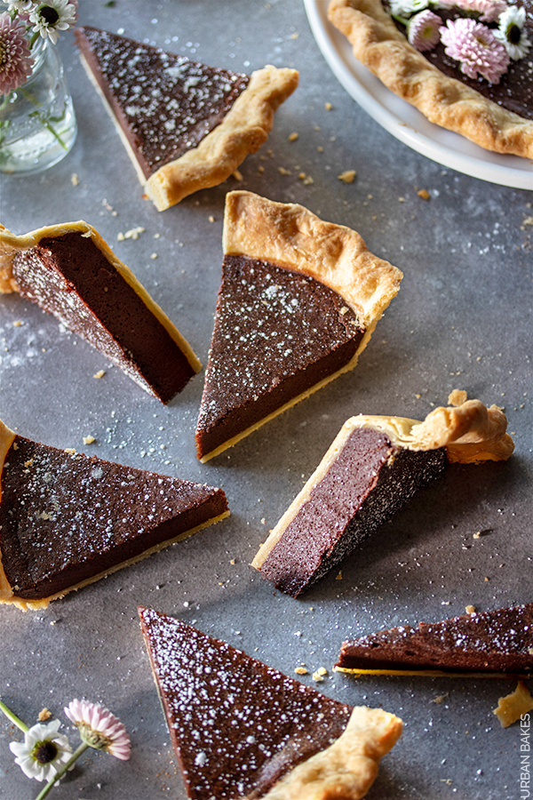 Mexican Chocolate Pie | URBAN BAKES