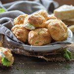 Three Cheese Celery Gougères | URBAN BAKES