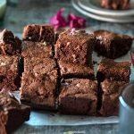 Zucchini Brownies | URBAN BAKES