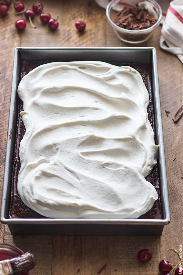 Black Forest Tres Leches Cake | URBAN BAKES