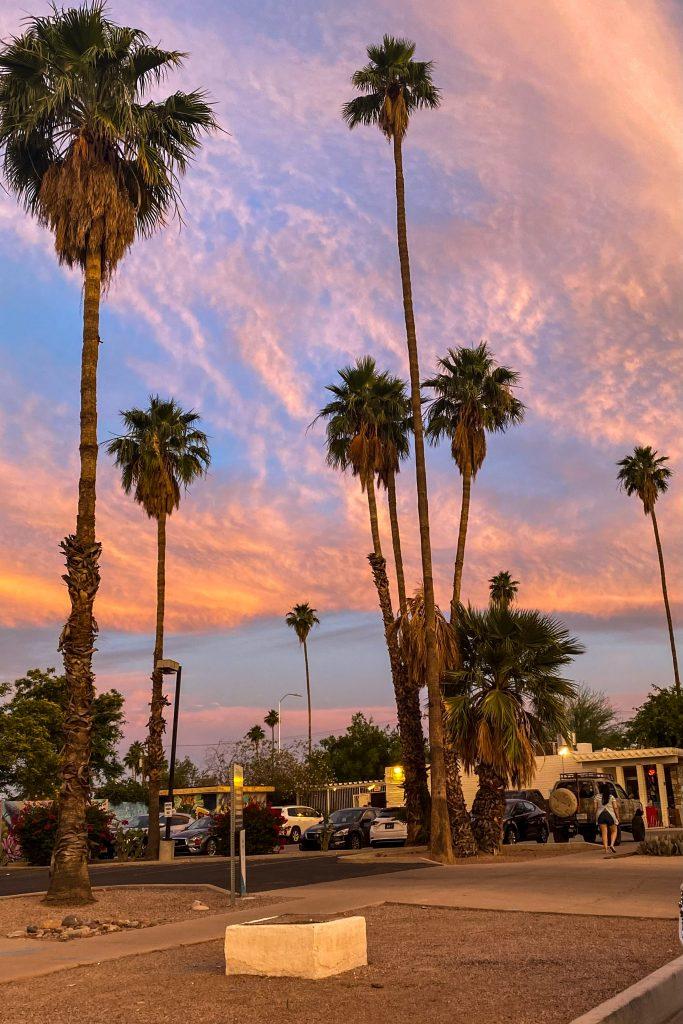 Arizona Sky in Mesa