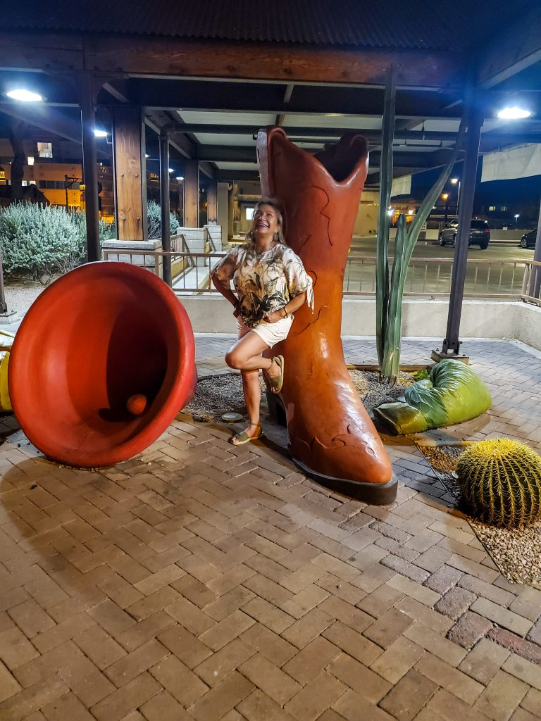 Mommy in Old Town Scottsdale Arizona 2